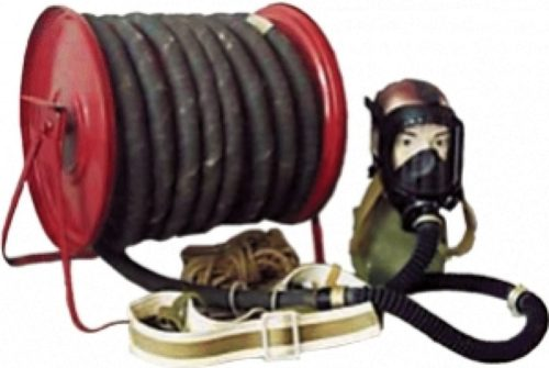 Противогаз шланговый ПШ-20 ПВХ
