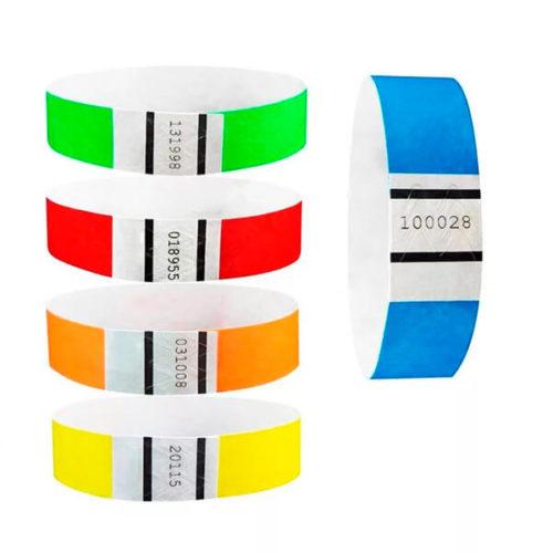 Wrisebands (Номерные браслеты)