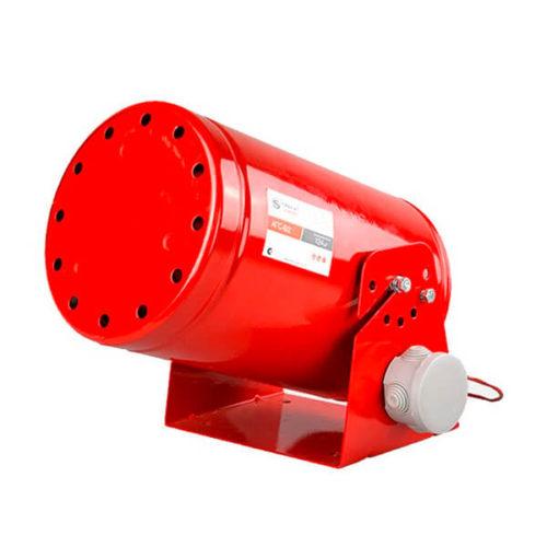 Генераторы аэрозольного пожаротушения