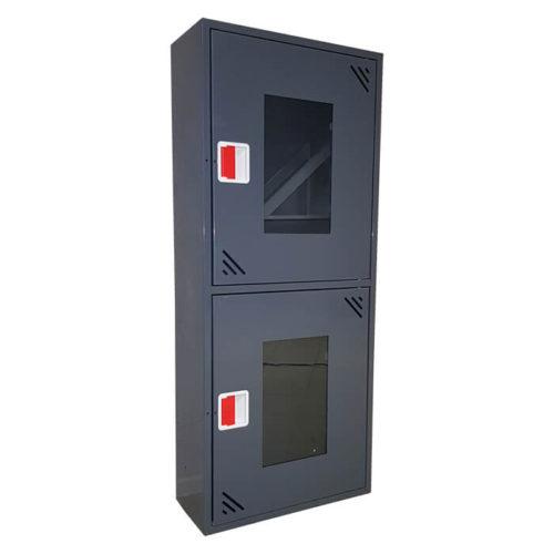 Шкафы пожарные (Хром)