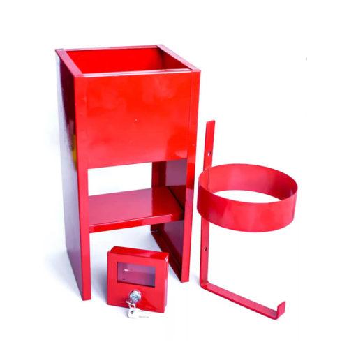 Вспомогательное оборудование для огнетушителя