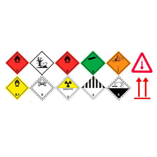 Знаки опасности