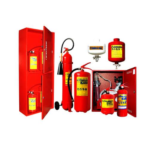 Лаборатория в области пожарной безопасности