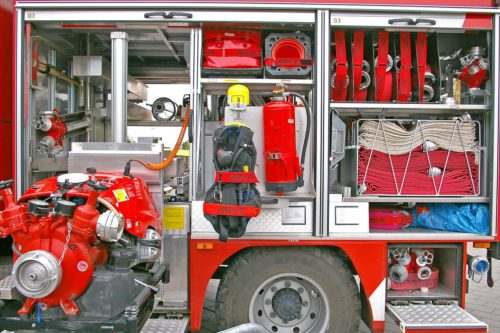 Снаряжение пожарного