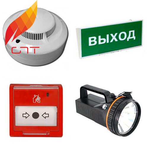 Сигнальные и осветительные приборы